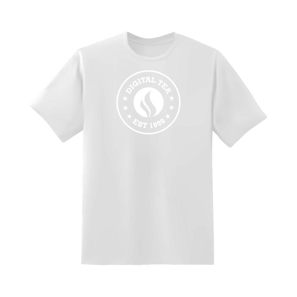 DT tshirt white
