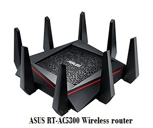 ASUS RT-AC5300-Wireless-AC5300-Tri-Band
