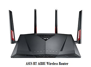 ASUS RT-AC88U-Wireless-AC3100