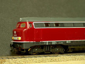 Mehano DB V 160