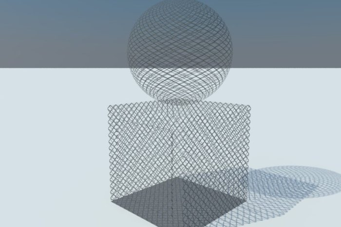 Exercise_210_Metal_Mesh_fence
