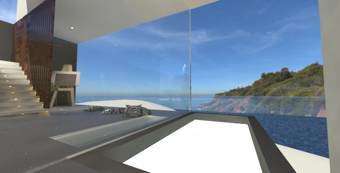Interior Day Rendering 3