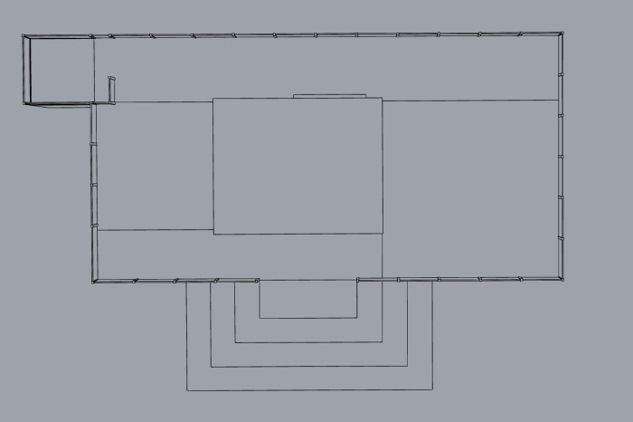 Floorplan view 2D
