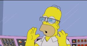 simpson google glass