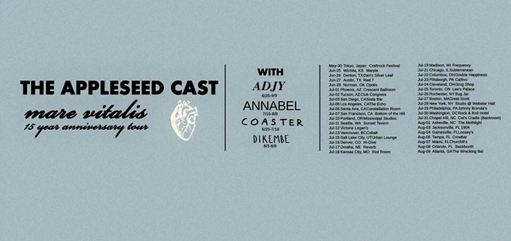The Appleseed Cast