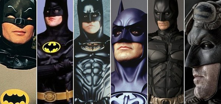 Best Batman on the Big Screen? Bat-Actors Ranked