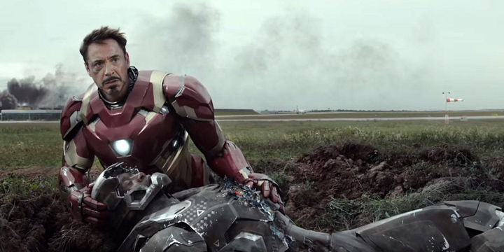 Iron Man War Machine