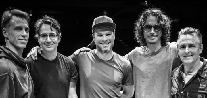 Temple of the Dog Live at The Forum
