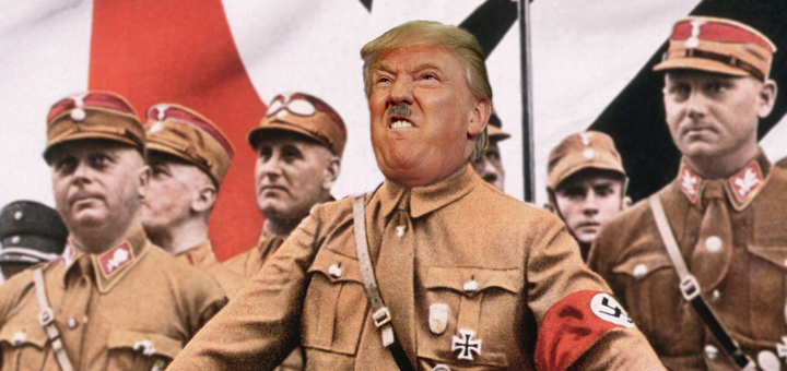 Trump is Bad, But He's Not Hitler