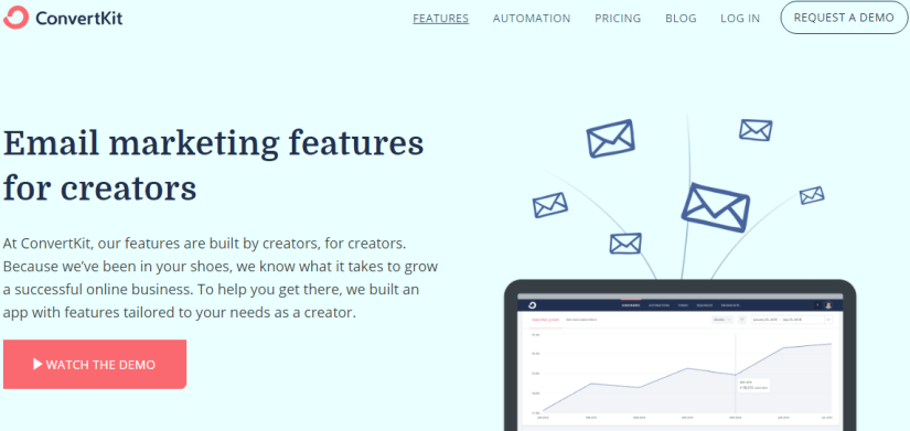 ConvertKit: A leading email marketing platform