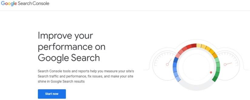 Google search console: SEO-friendly content