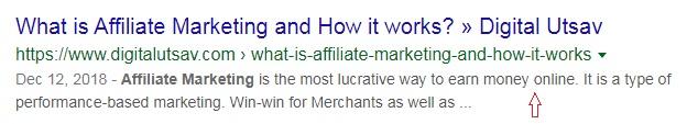 Meta description: How to write SEO-friendly content