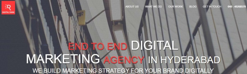 Digital Rank: Digital Marketing Agency