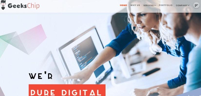 GeeksChip: Top 11 Digital Marketing Agencies in Hyderabad