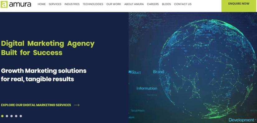 Amura: A Pune-based Digital Marketing Agency Built For Success