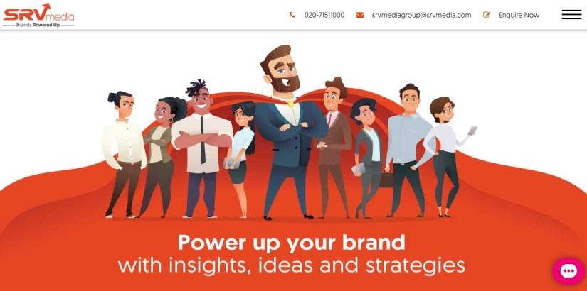 SRV Media: A leading Digital Marketing Agency In Pune