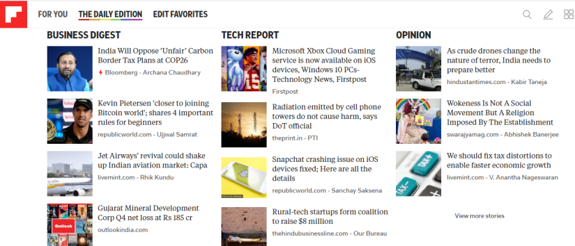 Flipboard: Best Place to Promote Your Blog