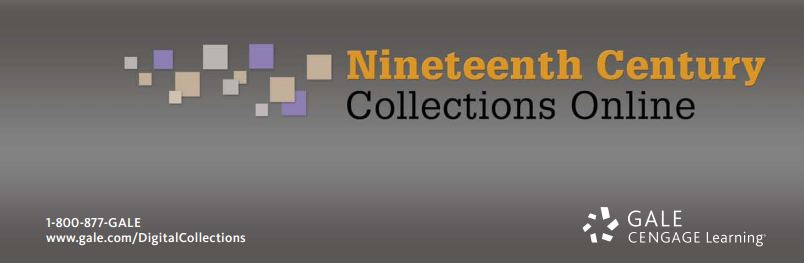 First Look: Nineteenth Century Collections Online