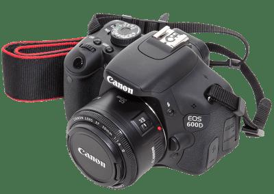 Canon 600D DSLR Kit