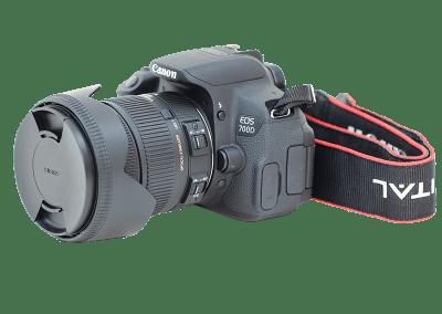 Canon 700D DSLR Kit