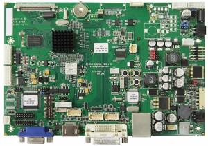SVX-1920v3 LCD controller - Digital View