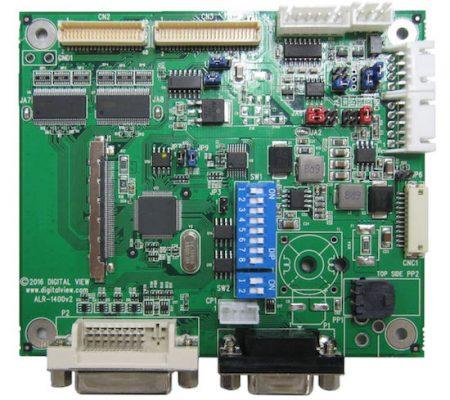 Digital View ALR-1400v2 LCD controller