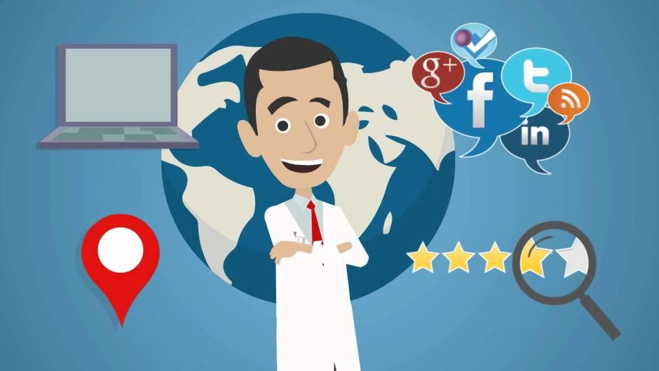 web marketing per dottori