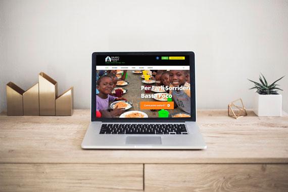 Realizzazione siti web per onlus