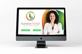sito web studio nutrizionista