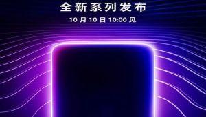 Oppo October 10 Launch Teaser Weibo