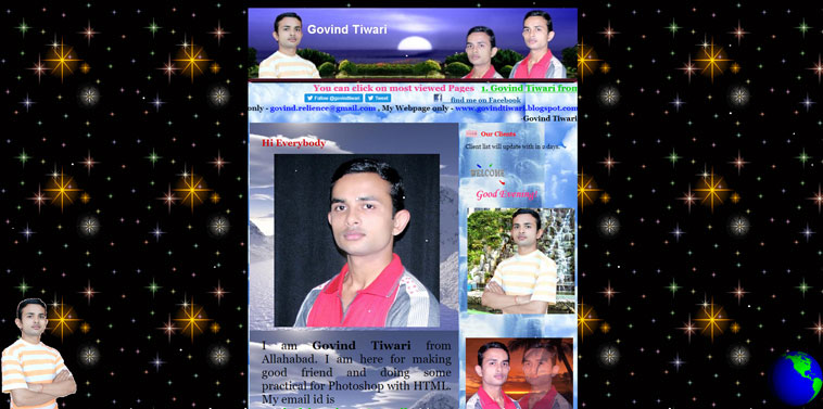 govindtiwari.blogspot.se screenshot