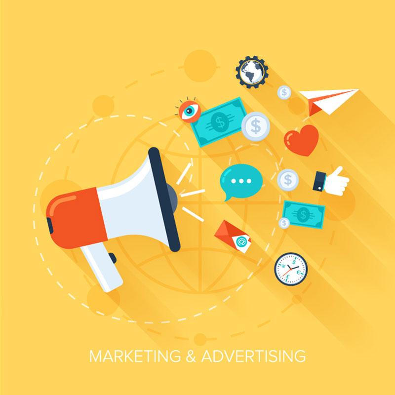 digital marketing SEO infographic