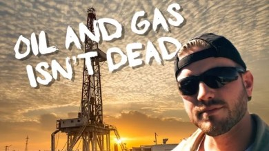 Photo of Oil and Gas isn't Dead