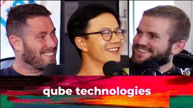 Photo of Qube Technologies | Eric Wen on Oil and Gas Startups
