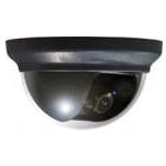 """1/3"""" Colour CCD, 520 TVL CCTV Dome Camera"""