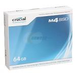 Crucial 64GB SSD
