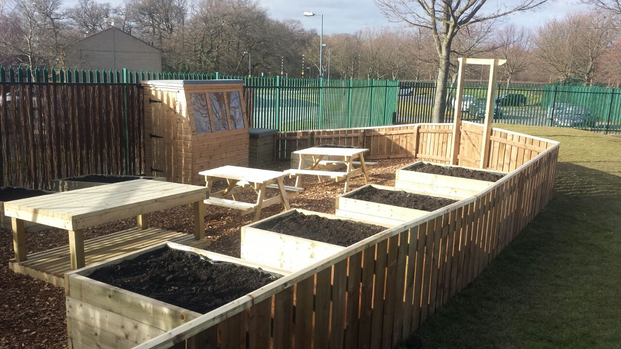 St Augustines Rc Primary School Dig It Projects