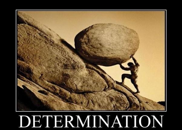 Determination : Source