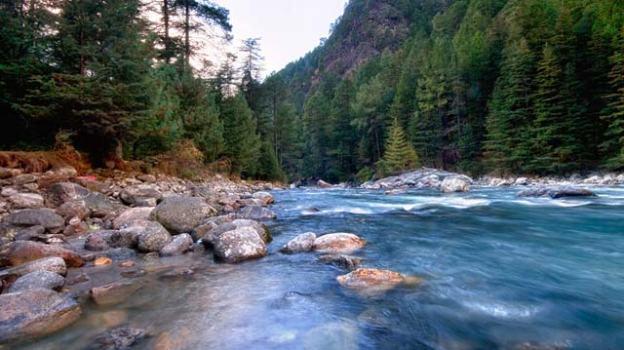 Kasol (Himachal Pradesh) : Source
