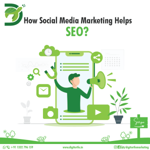 Social Media Marketing is helpful in SEO indirectly