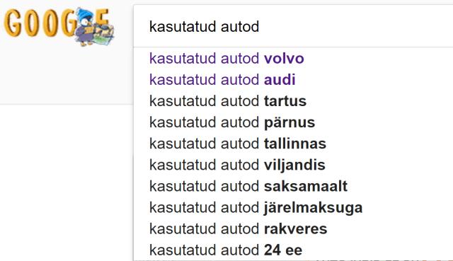 Google otsing seo