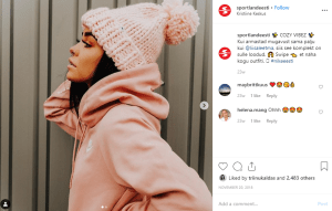 influencer instagram turundus