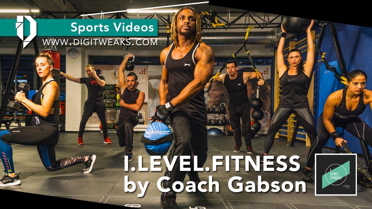 I.level.fitness by Gabson Nendaks