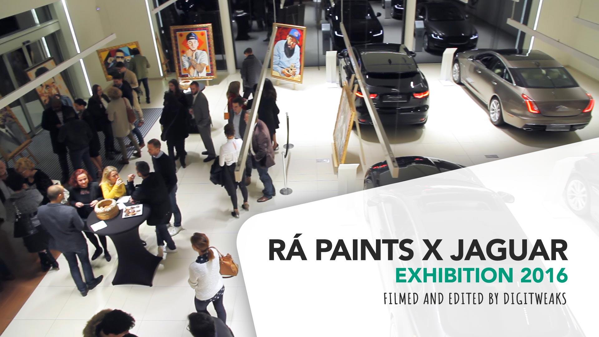 Rá Paints x Jaguar & Land Rover