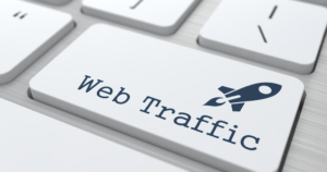 how to get traffic on website