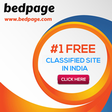 Free classified site in India Bedpage