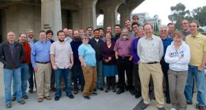 Some of the Hydra community gathered in San Diego, December 2012.