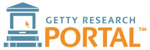 Getty Research Portal logo