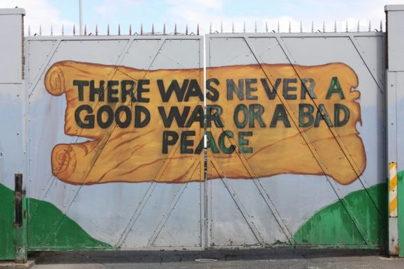 CCDL Murals of Northern Ireland 1