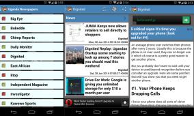 uganda newspapers Apps